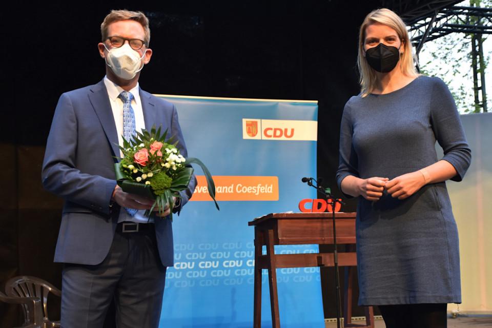 Henrichmann erneut zur Bundestagswahl nominiert