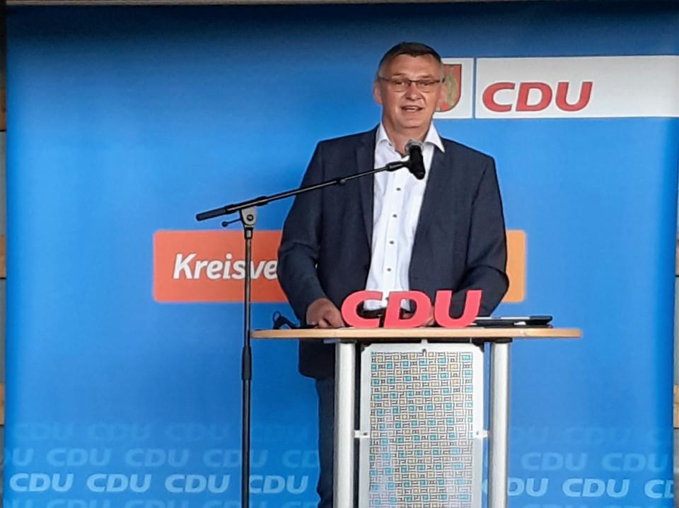 Wilhelm Korth MdL tritt wieder an