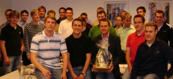 Junge Union (JU) und Junge Liberale (JuLis) trafen Daniel Bahr (FDP), MdB