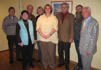 Frau Bäumker vom FUD DIREKT mit Sitz in Lüdinghausen informierte die CDU Kreistagsabgeordneten über das umfangreiche Angebot zur Unterstützung von Menschen mit Behinderungen und deren Angehörigen.